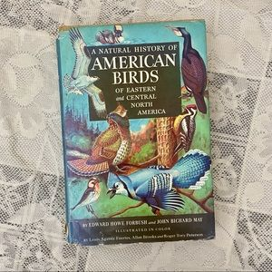 A Natural History of American Birds